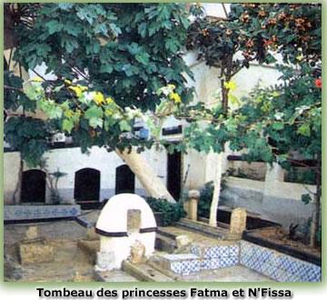 cimetière Fatma et Nfissa