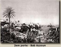 2em porte Bab-Azzoun