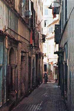 rue de la Casbah